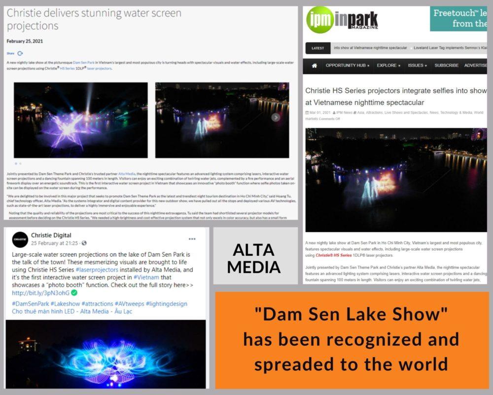 IPM report Damsen Lakeshow